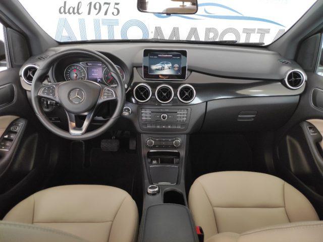 Immagine di MERCEDES-BENZ B 180 CDI Automatic Sport TETTO-PELLE-NAVI KM CERTIFICAT