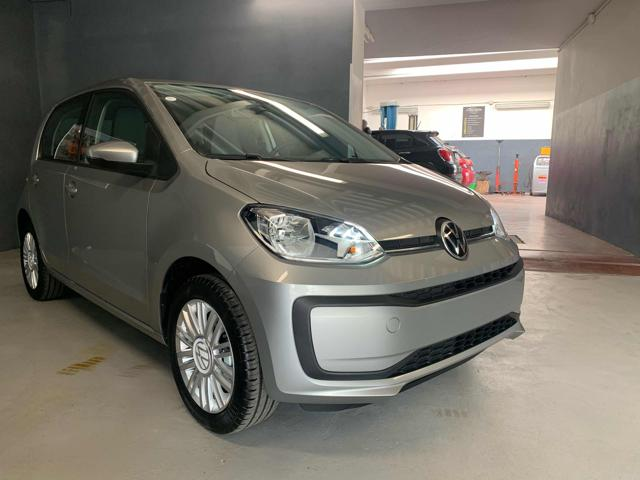 VOLKSWAGEN up! 1.0 5p. eco move up! BlueMotion Technology