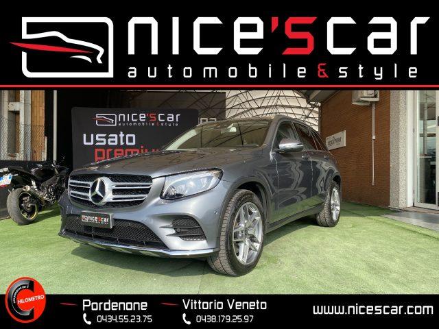 MERCEDES-BENZ GLC 250 d 4Matic Premium *NAVI*PELLE*