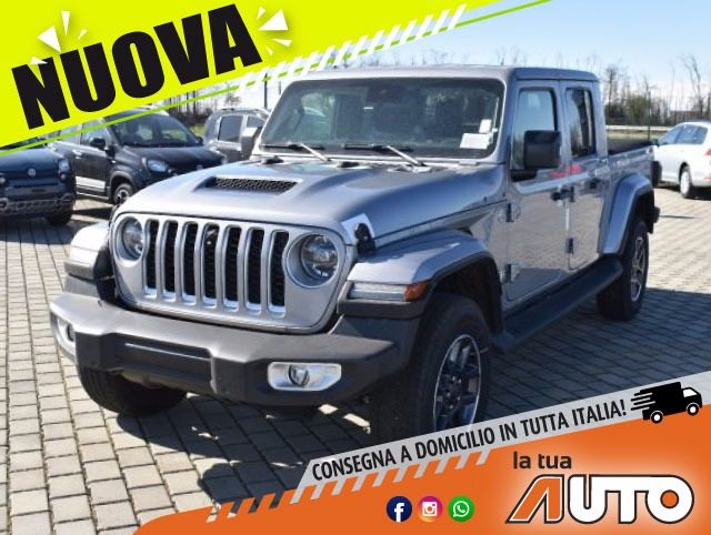 JEEP Gladiator 3.0 DS 264CV LAUNCH EDITION AT8