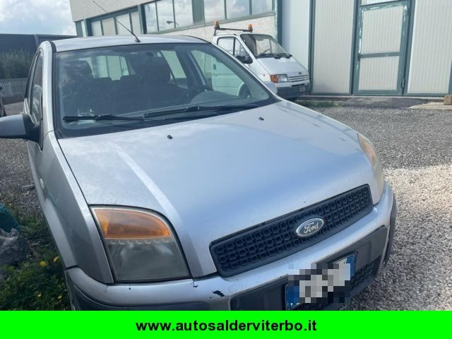 FORD Fusion + 1.6 TDCi 5p.