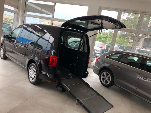 VOLKSWAGEN Caddy 2.0 TDI 102 CV Comfortline Maxi trasporto Disabili