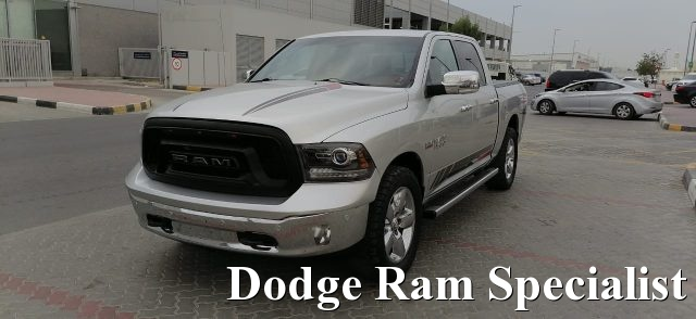 DODGE RAM Argento Brillante metallizzato