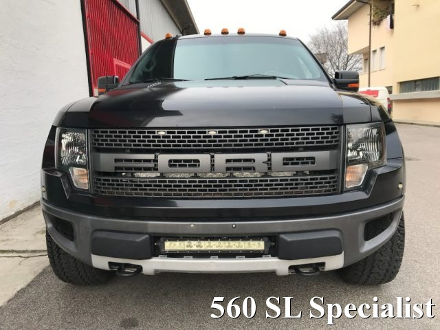 FORD F 150 Raptor Svt 6.2 SuperCrew 4×4 Automatic Roush