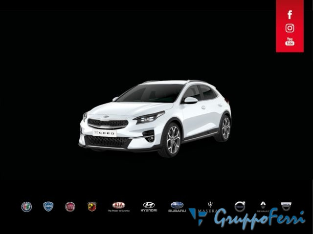 KIA XCeed 1.6 CRDi 136CV MHEV DCT High Tech