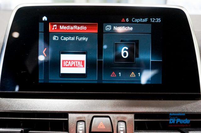 Immagine di BMW 216 d Active Tourer Advantage Automatica + Navi