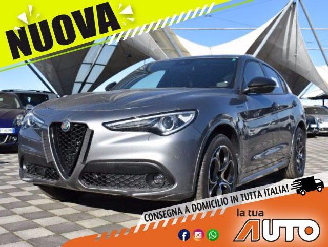 ALFA ROMEO Stelvio 2.2 TD 210CV AT8 Q4 VELOCE MY21