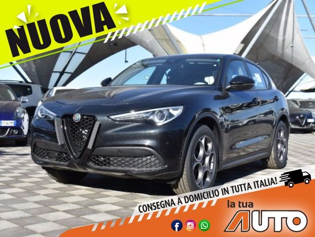 ALFA ROMEO Stelvio 2.2 TD 190CV AT8 Q4 SPRINT MY21