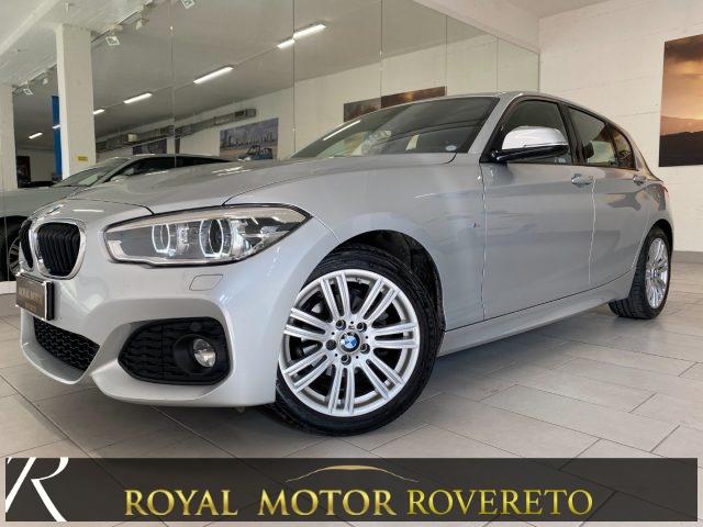 BMW 118 i 5p. Msport PARI AL NUOVO + VOLANTE RISCALDATO !!
