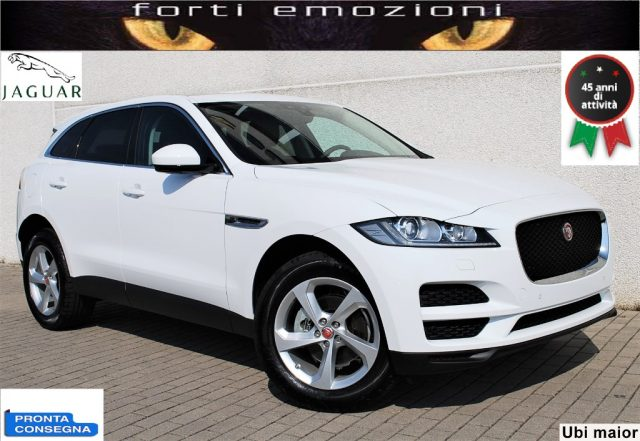 JAGUAR F-Pace 2.0 D 180 CV AWD aut. LIMITED EDITION