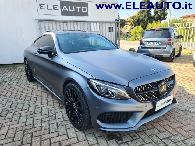 MERCEDES-BENZ C 43 AMG C 43 4Matic AMG Coupé Tetto Apribile