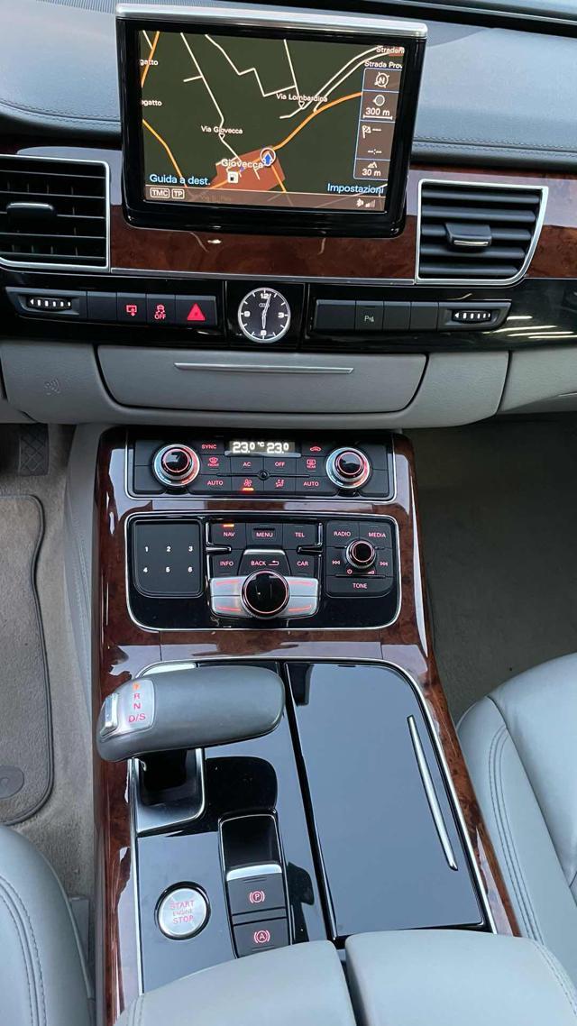 Immagine di AUDI A8 L 4.2 V8 TDI F.AP. quattro tiptronic