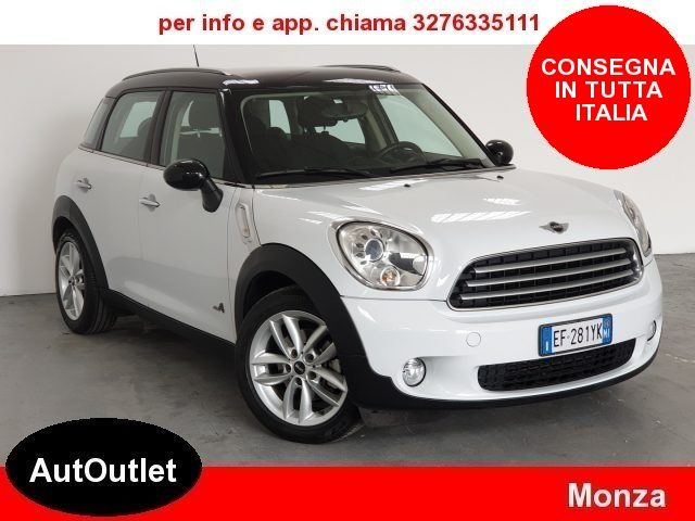 MINI Countryman Mini Cooper 2.0 D ALL4 Automatica 4x4