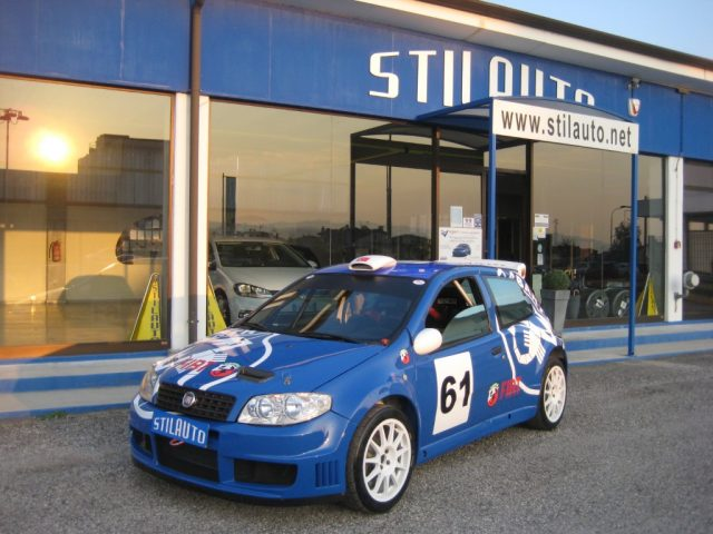 FIAT Punto SUPER 1.6 EX ABARTH