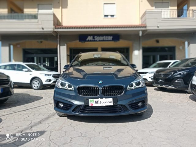 BMW 216 d Active Tourer Msport