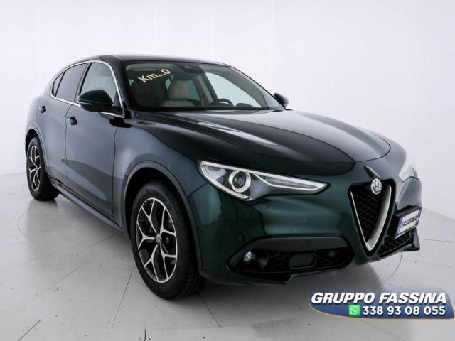 ALFA ROMEO Stelvio 2.2 Turbodiesel 190 CV AT8 Q4 Ti