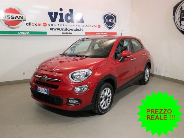 FIAT 500X 1.3 MJt OK NEOPAT. APPLE CAR PLAY ANDROID AUTO