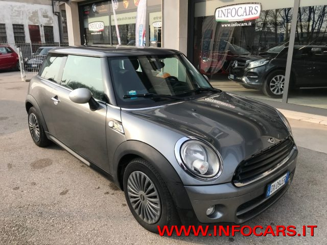 MINI One Grigio scuro metallizzato