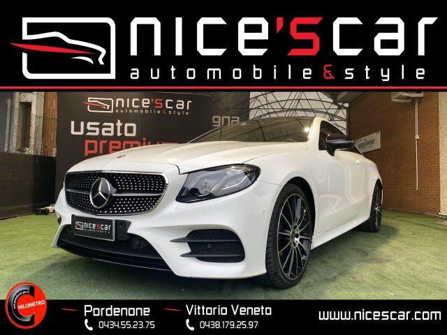 MERCEDES-BENZ E 220 d 4Matic Premium * TETTTO PANORAMA *