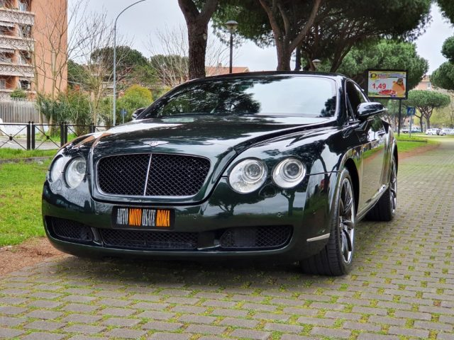 BENTLEY Continental Verde metallizzato