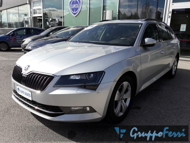 SKODA Superb 1.6 TDI DSG Wagon Executive