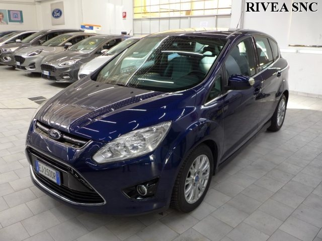 FORD C-Max BLU INK metallizzato