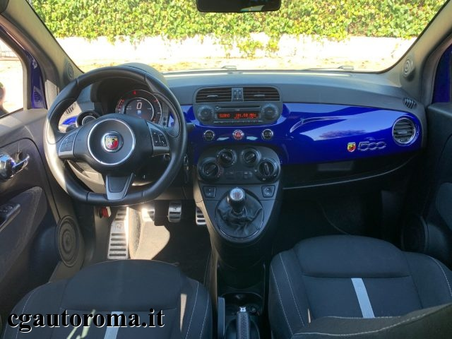 Immagine di ABARTH 595 1.4 Turbo T-Jet 160 CV Yamaha Factory Racing