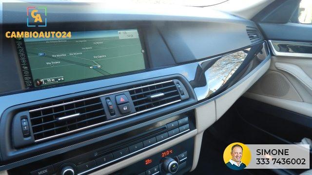 Immagine di BMW 520 d Touring AUTOMATICA/PELLE/NAVIGATORE/XENON/C18°