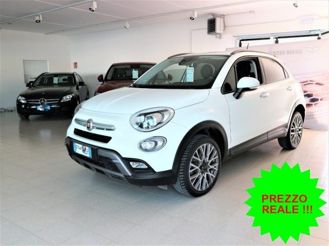 FIAT 500X 4x4 CAMBIO AUT. Cross Plus2.0 MultiJet 140 CV