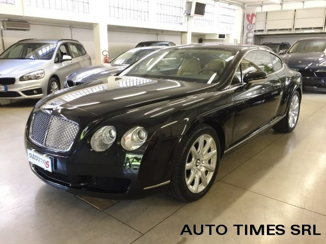 BENTLEY Continental GT PARI AL NUOVO