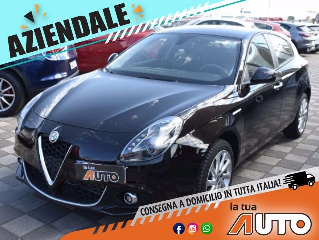 ALFA ROMEO Giulietta 1.6 JTDm 120CV BUSINESS TCT NAVI