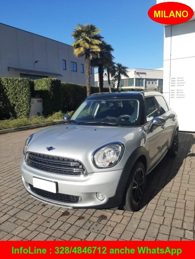 MINI Countryman Mini Cooper D Business Countryman ALL4