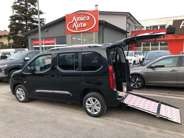 TOYOTA Proace City Verso 1.5D 100 CV S amp;S Short D Executive Olmedo