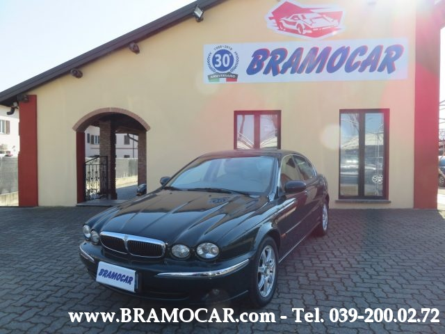 JAGUAR X-Type 2.0 V6 156cv 24v EXECUTIVE - KM 93.552 -PELLE - E4