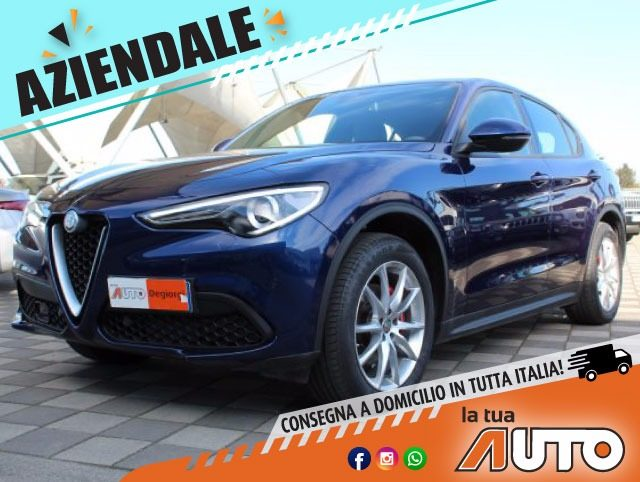 ALFA ROMEO Stelvio 2.2 TD 210CV AT8 Q4 EXECUTIVE