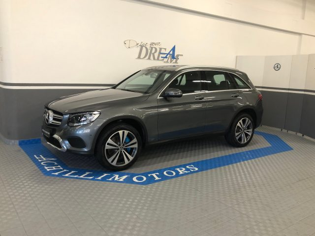 MERCEDES-BENZ GLC 350 Grigio Selenite metallizzato