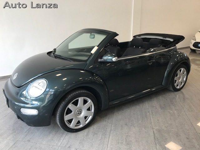 VOLKSWAGEN New Beetle 2.0 Cabrio GPL