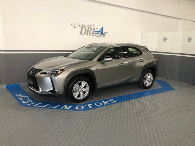 LEXUS UX Full Electric Grigio metallizzato
