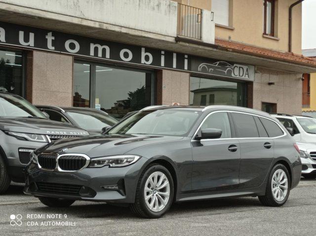 BMW 318 d Touring Business Advantage aut. NUOVO MODELLO