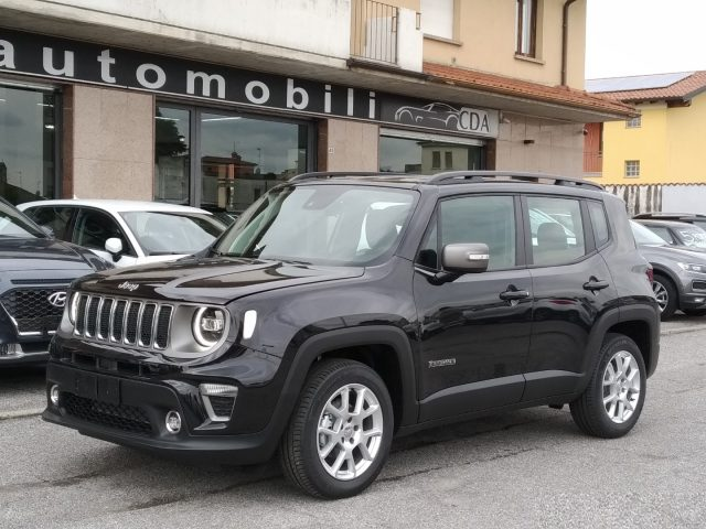 JEEP Renegade 1.0 T3 Limited LED-NAVI-PARK-VISIBILITY-FUNCTION