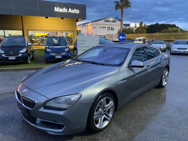 BMW 640 d xDrive Gran Coupé Futura