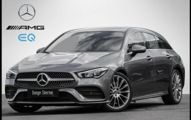 MERCEDES-BENZ CLA 220 d Automatic Shooting Brake Premium AMG
