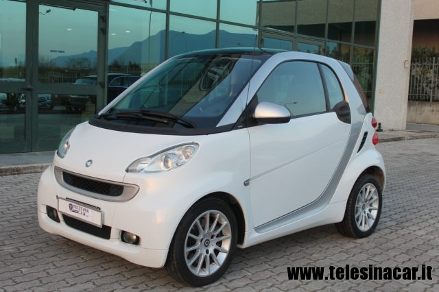 SMART ForTwo 1000 52 kW coupé pure