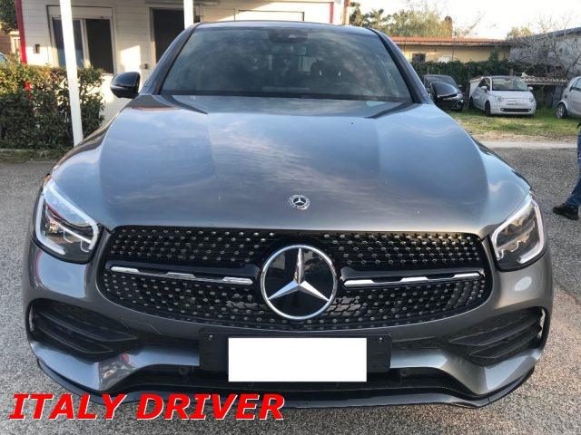 MERCEDES-BENZ GLC 300 4Matic Coupé EQ-Boost Premium Plus