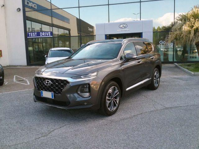 HYUNDAI Santa Fe 2.2 CRDi 4WD A/T Xprime