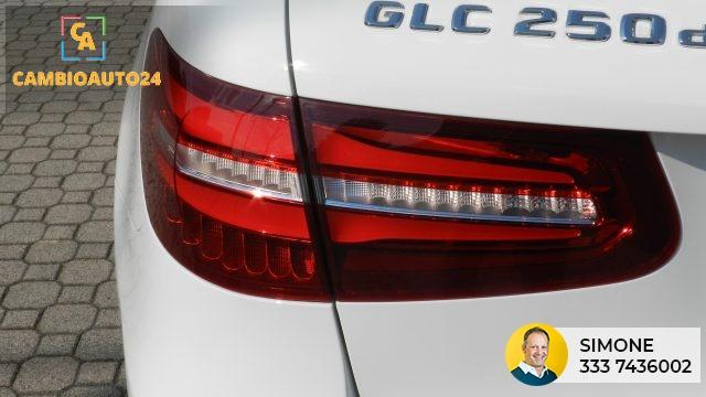 Immagine di MERCEDES-BENZ GLC 250 d 4Matic Executive cerchio da 20°Gancio Traino Ele