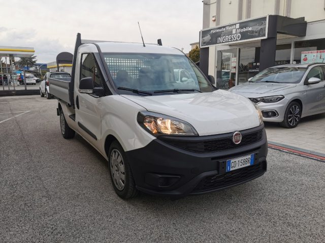 FIAT Doblo Doblò 1.6 MJT 105CV Work-Up Maxi Lounge