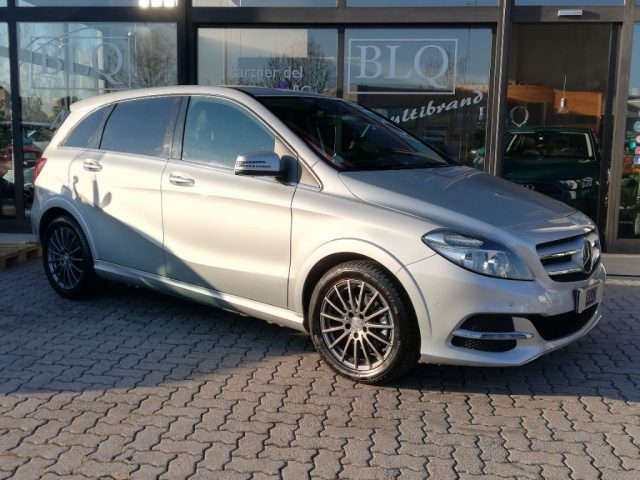 MERCEDES-BENZ B Electric Drive Sport - PER NEOPATENTATI