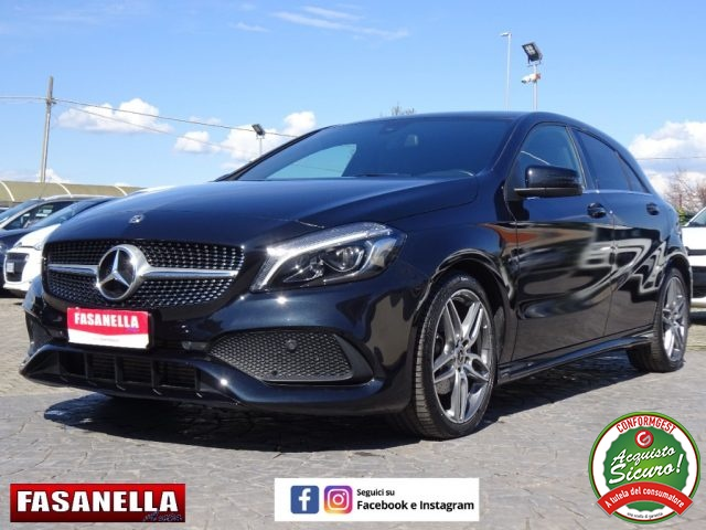 MERCEDES-BENZ A 160 d Automatic Premium AMG UNIPRO'*NEOPAT.*IVA DED