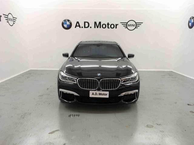 BMW 750 Serie 7 (G11/G12) xDrive M Sport